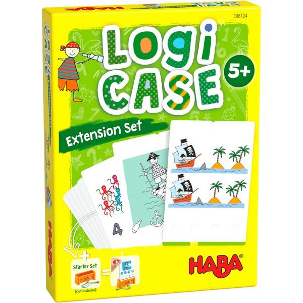 LogiCASE Uitbereidingset Piraten 5+