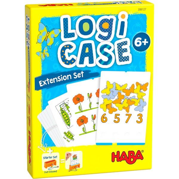 LogiCASE Uitbereidingset Natuur 6+
