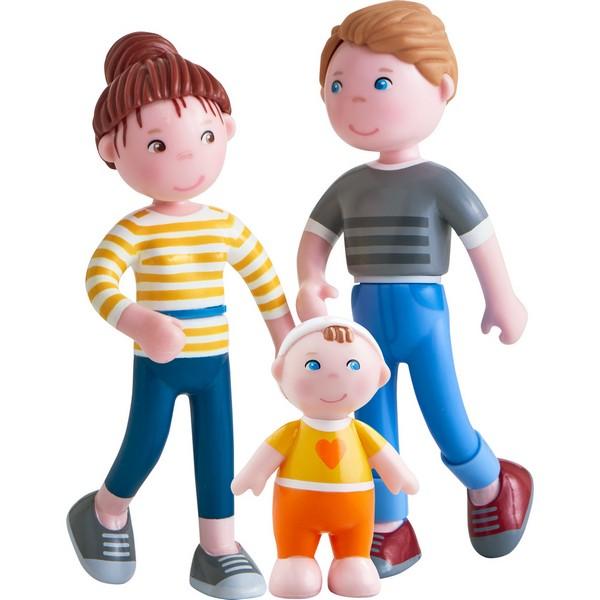 Little Friends Poppenhuispopjes Familie
