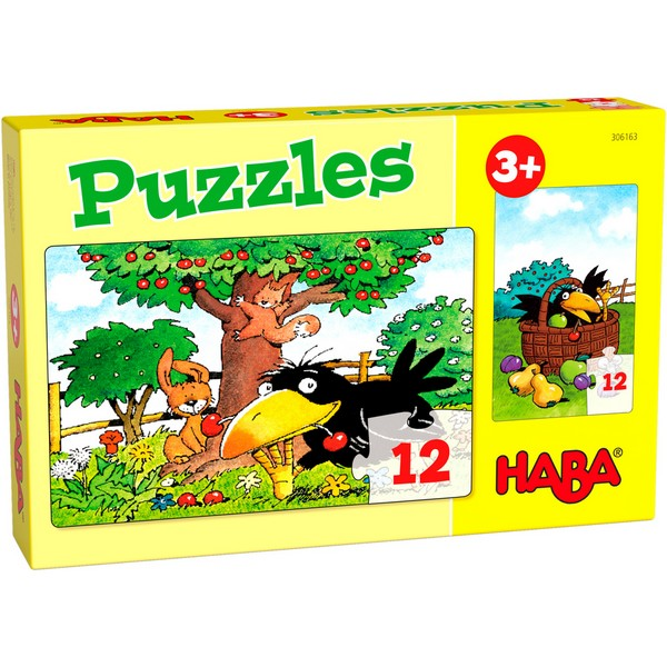 2-in-1-Puzzel Boomgaard