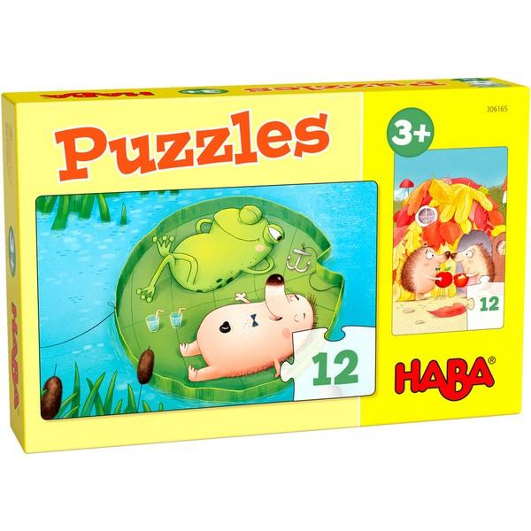 2-in-1-Puzzel Meneer Egel