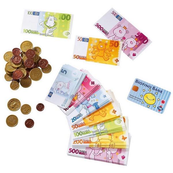 Biofino Speelgeld
