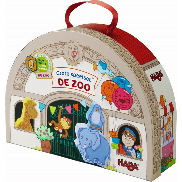 Speelset De Zoo