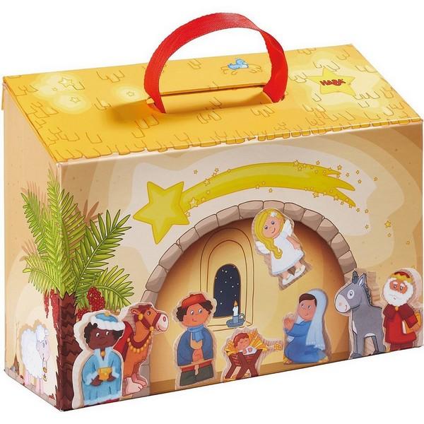 Speelset Kerststal
