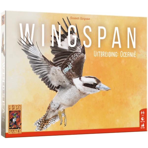 Wingspan Uitbreiding: Oceanië