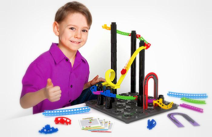 Thinkfun Roller Coaster Challenge denkspel denkpuzzel